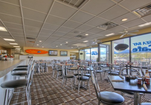 Sea Bay Cafe in Ocean City