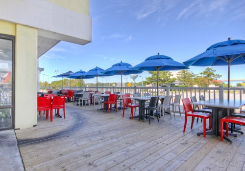 Sea Bay Cafe Patio