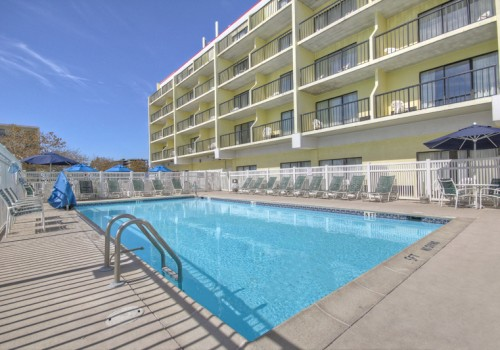 Ocean City Sea Bay Hotel Pool