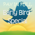 pay in fill early bird specials